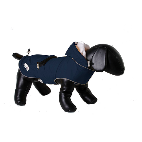 Doodlebone Navy Blue Mac-in-a-Pack - Small