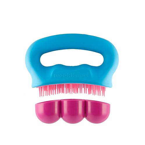 MookieMAX Brush & Massager - Sky / Berry