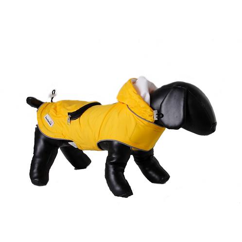 Doodlebone Yellow Mac-in-a-Pack - Medium Short