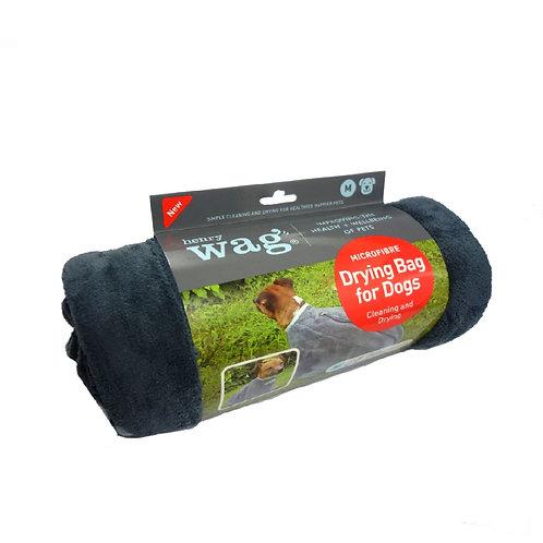 Henry Wag Drying Dog Bag - Medium
