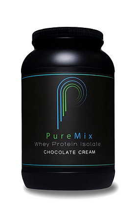 Chocolate Cream 100% Whey Isolate