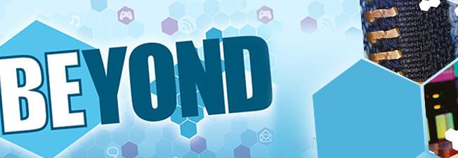 Beyond - Learn BEYOND. Teach BEYOND. Go BEYOND.