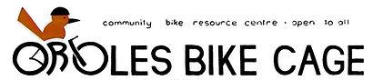 Bike Cage Sign.JPG