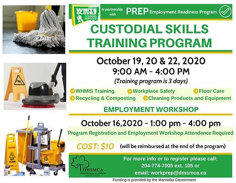 Custodial Skills Training Program - Octo