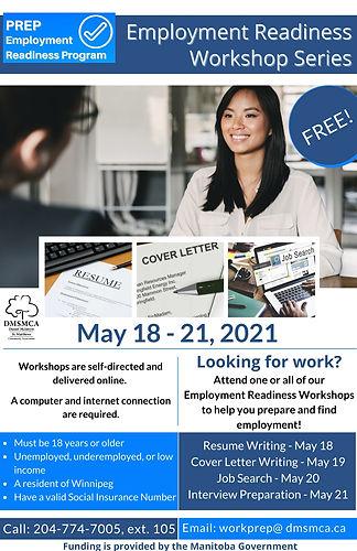 Employment Readiness Workshop Series (1)
