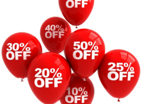 How to Ditch Discounts