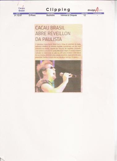 Reveillón Av Paulista - São Paulo - Brasil