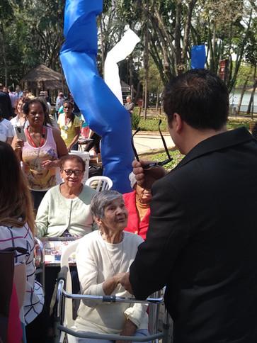 Assistência Vicentina Frederico Ozanam de Campinas esteve presente no Lançamento do Projeto Olho d`água