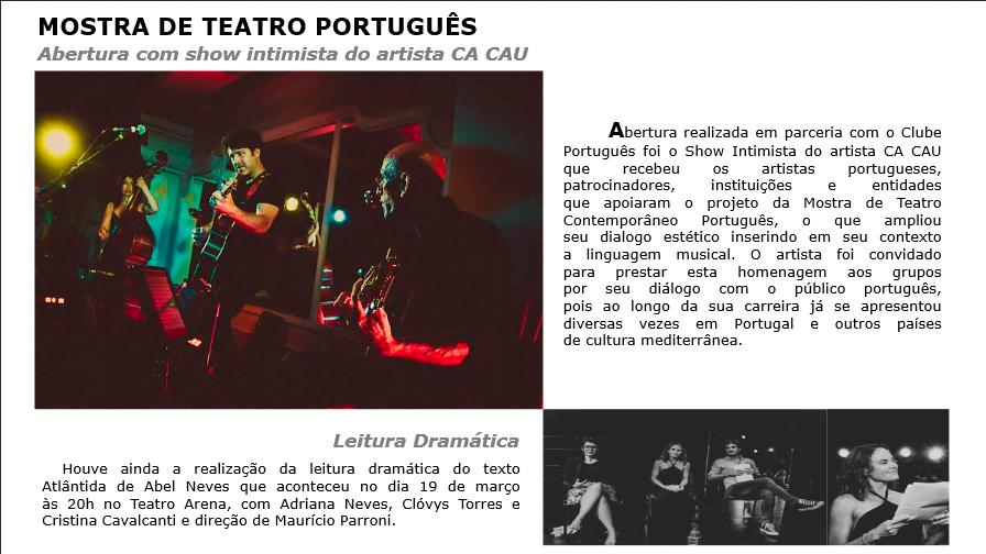 Mostra de Teatro Português
