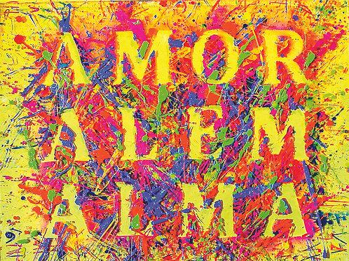 Obra Amor Além Alma