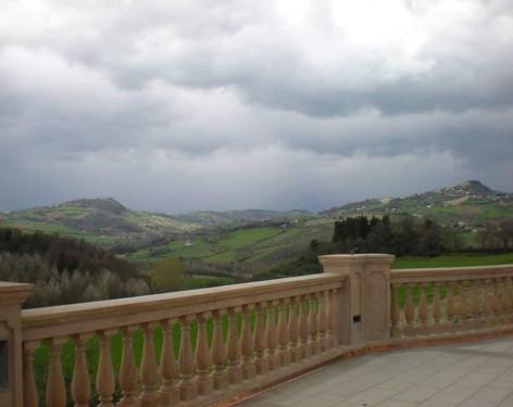 Terrazzo Villa Brancadoro