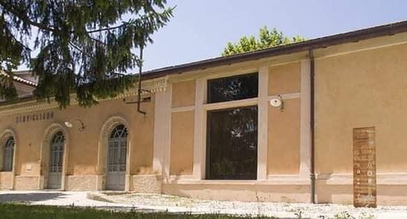 Ex stazione ferroviaria ora Casa della Memoria