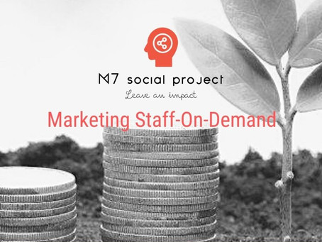 Strategic, Fast and Social: The Rise of Staff-On-Demand and what it means for Marketing