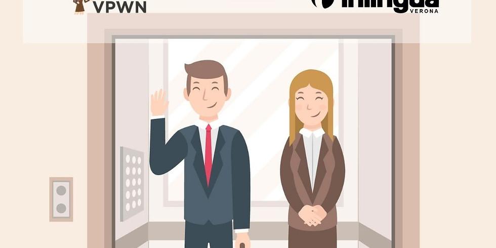 VPWN English Club: Elevator Pitch