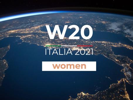 L'Italia assume la presidenza G20 | VPWN al tavolo con i leader
