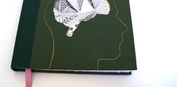 Brain Sketchbook closeup