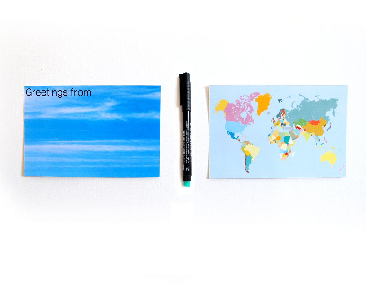 Global Postcards