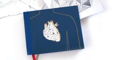Heart Sketchbook