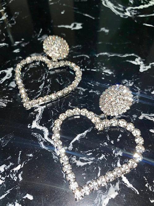 Your Hearts earrings