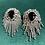 Thumbnail: Black Ocean Earrings