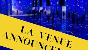 Los Angeles Venue Announced!