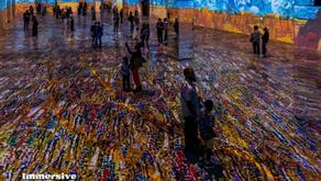 Immersive Van Gogh Is Coming to LA