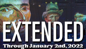 Sold out! Extended to January 2022!