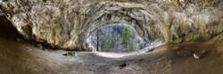 Tischoferhöhle bei Kufstein in Tirol (Östereich)