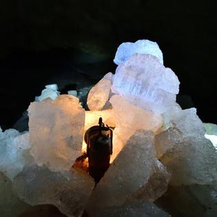 Schellenberger Eishöhle (Österreich)