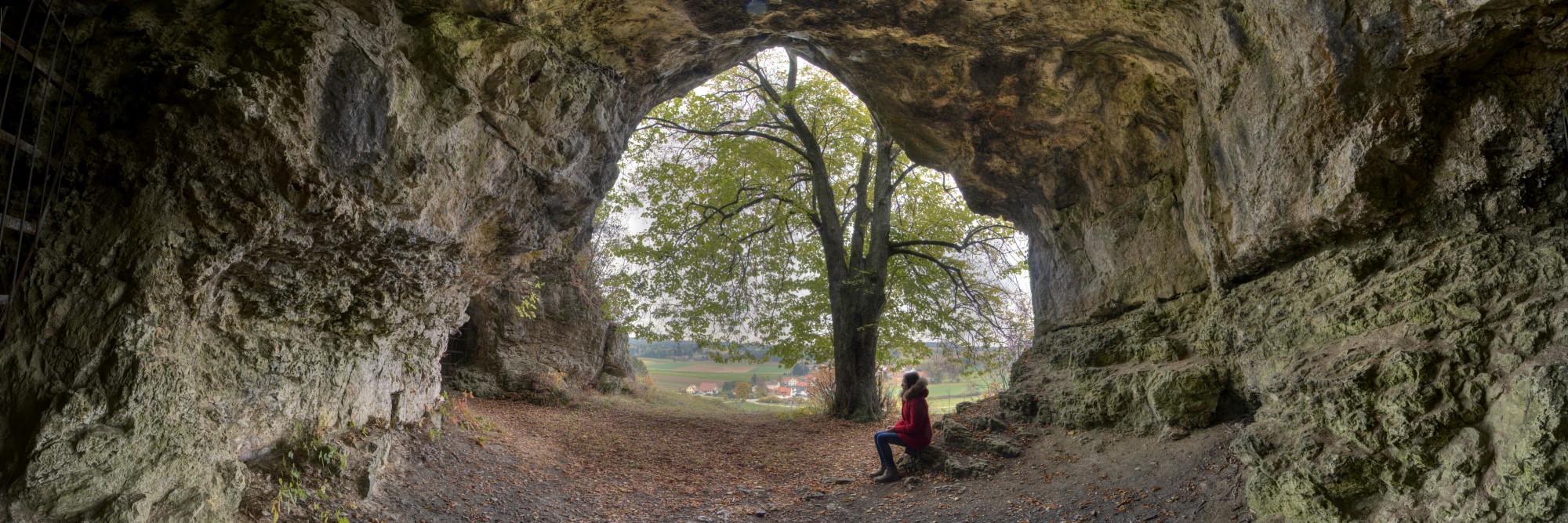 Weinberghöhle bei Mauern (Bayern)