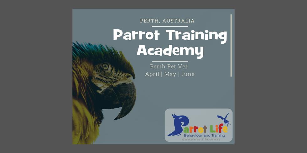 PERTH - Parrot Training Academy (PTA301)