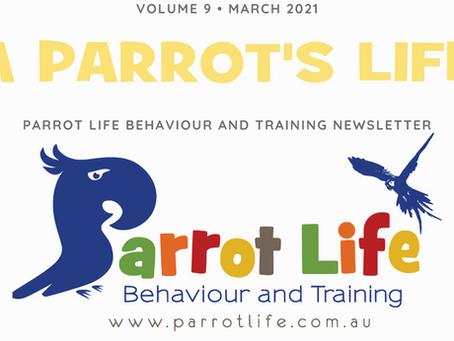 Parrot Life Newsletter June 2021