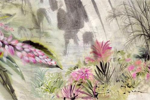"""Maui Rain"" Giclee Print"