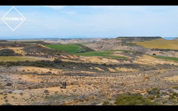 #019 Parque Natural de Bardenas Reales (Spain)