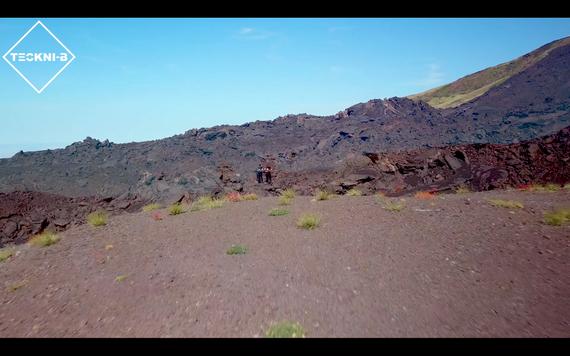 #035 Etna lava flow, Sicily (Italy)