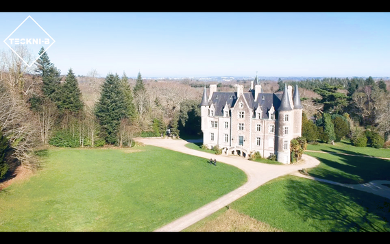 #017 Château de Kerambleiz, Plomelin (France)