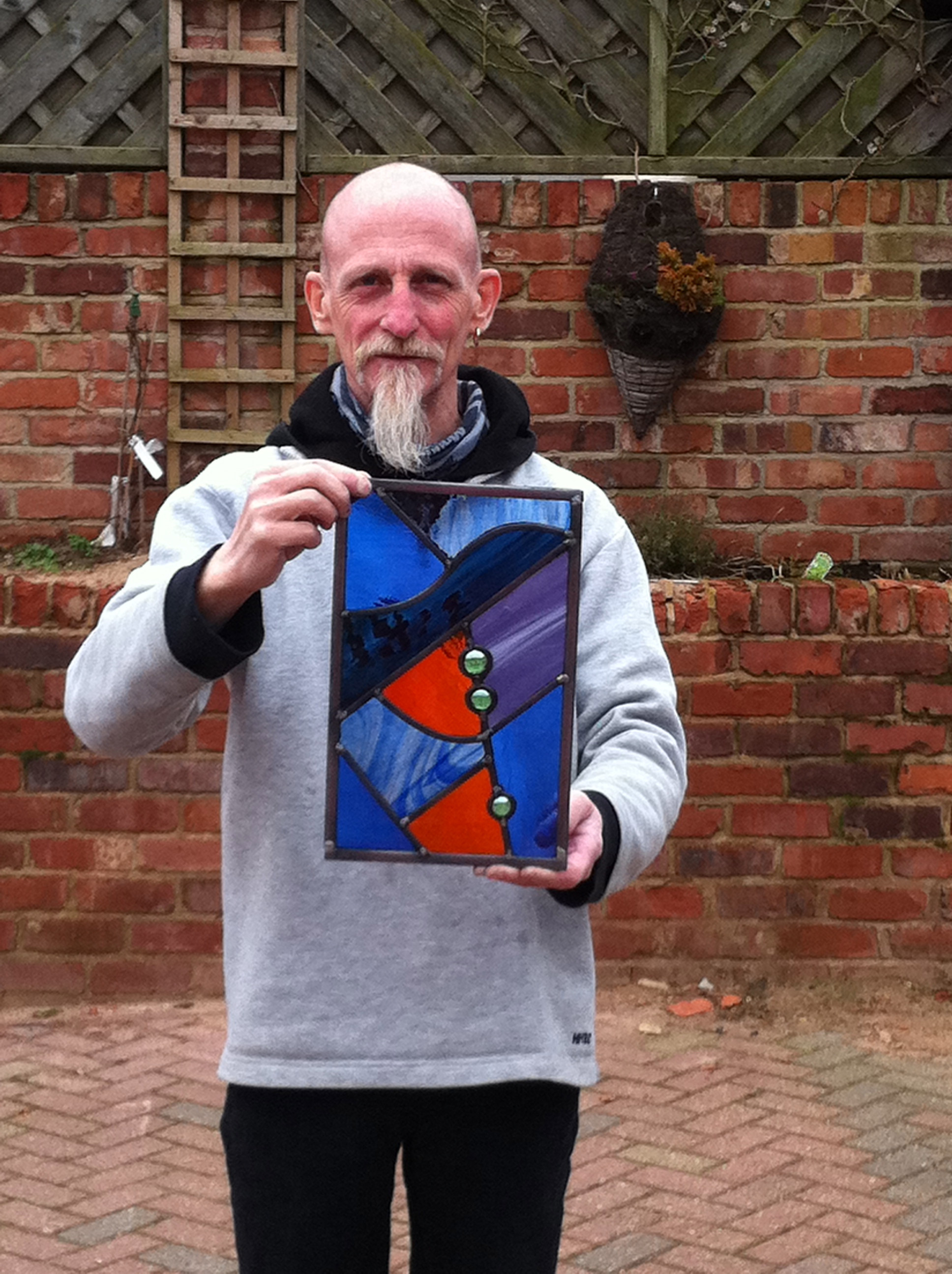 Intermediate Stained Glass Course
