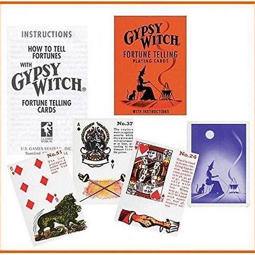Gypsy WitchTarot Deck