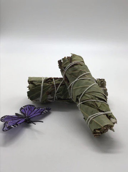 Bay leaf Smudge Stick