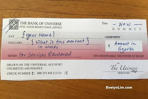Blank Abundance Check