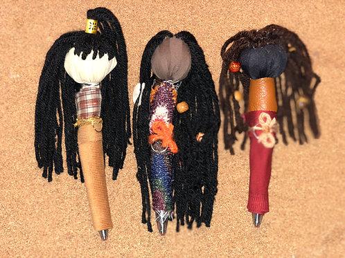 Nubian Sister Unity Loc Queen