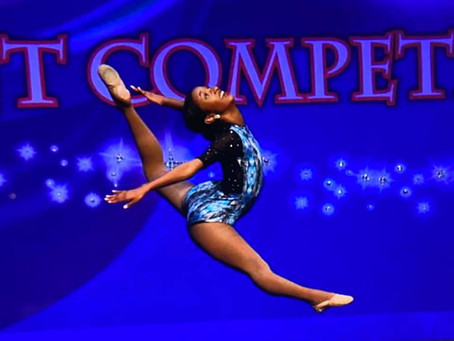 The Brown Skin Dancer   By Myra Lewis