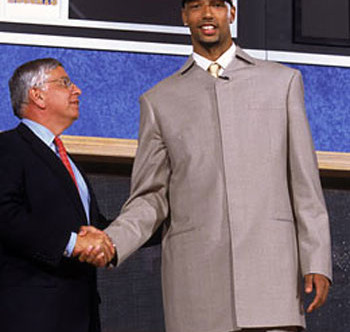 The NBA's most exciting night....The NBA Draft!