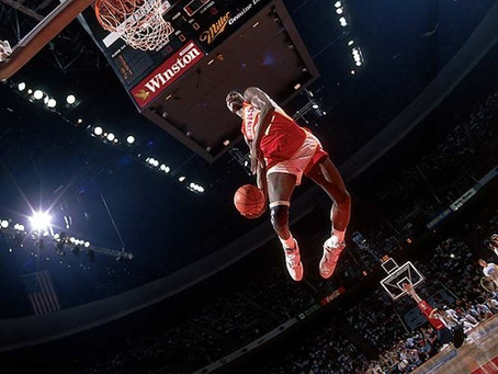 My fond memories of NBA All Star Saturday