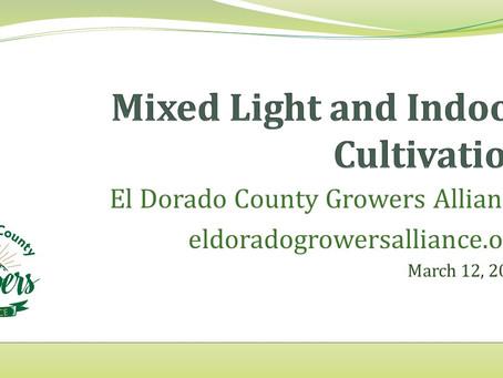 March 12th EDC Advisory Committee Presentation