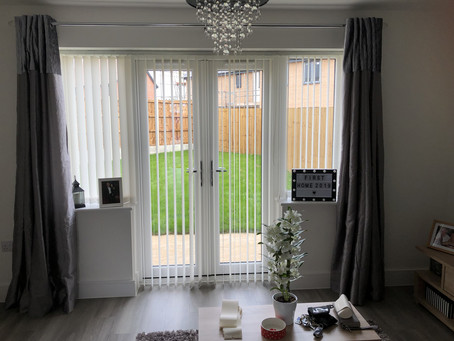New Build Property Blinds