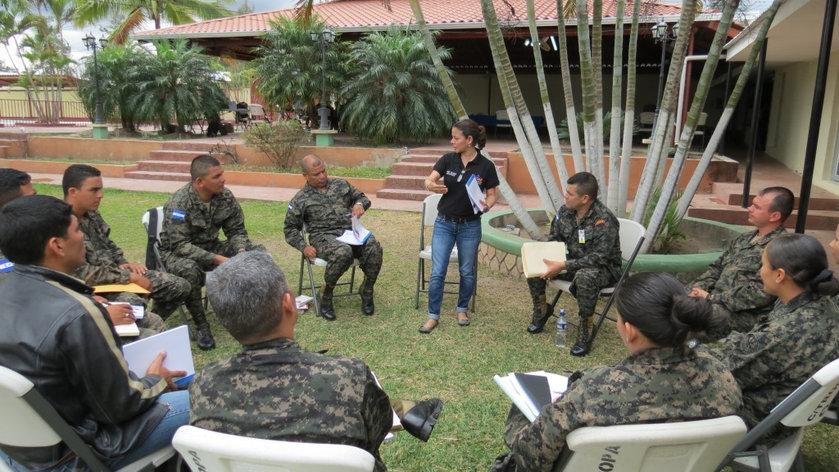Mision Caracter Fuerzas Armadas