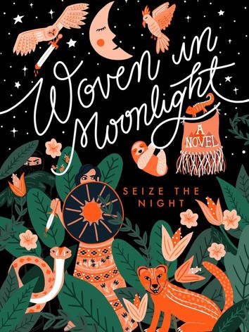 Wooven in Moonlight