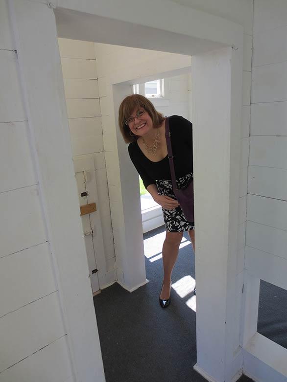 13. Small Doorways