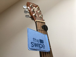 The Swipe Instrument String Cleaner